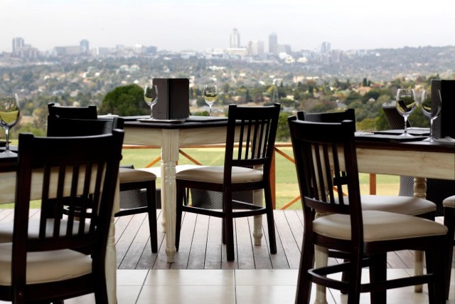 For the best views in Jozi